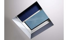 Pleated Blinds for Flat Roof Windows OKPOL - Electric