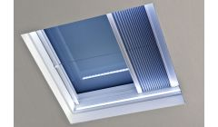 Pleated Blinds for Flat Roof Windows OKPOL - Manual