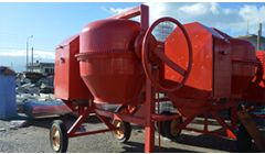Concrete Mixer- Petrol or Electric