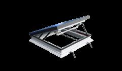 Παράθυρο Επίπεδης Οροφής ΟkpοΙ- Χειροκίνητα Ανοιγόμενο