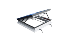 Flat Roof Window OKPOL- Manually Vented