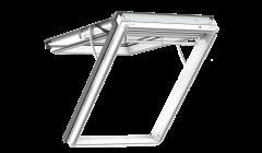 Ενεργειακά Παράθυρα Στέγης Άνω Άξονα- VELUX Premium Auto- Φινίρισμα Πολυουρεθάνης