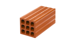 Classic Bricks with 9x Holes- Xalkis