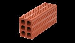 Classic Bricks with 6x Holes- Xalkis