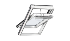 Centre Pivot Roof Window- VELUX Premium Auto- Polyurethane Finish
