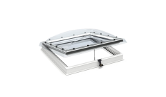 Flat Roof Window VELUX with Curved Dome- Vented