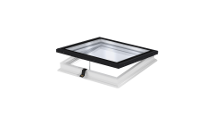 Flat Roof Window VELUX with Flat Glass- Vented