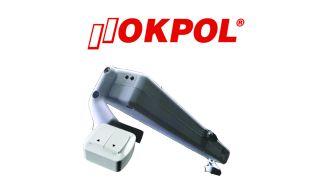 Ηλεκτρικό Μοτέρ OKPOL για παράθυρο Κεντρικού Άξονα