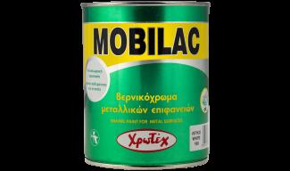 Mobilac- Βερνικόχρωμα μεταλλικών επιφανειών- Χρωτέχ