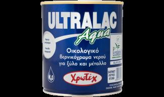 ULTRALAC AQUA- Oικολογικό αλκυδικό βερνικόχρωμα- Χρωτέχ