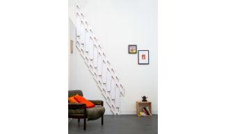 Space Saving Folding Ladder Slim