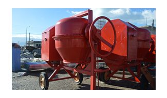 Concrete Mixer- Petrol or Electric
