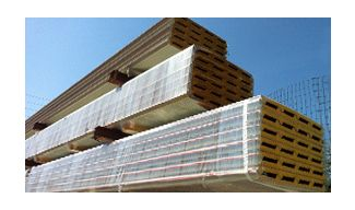 Trapezoidal Roof Profiles with Insulation