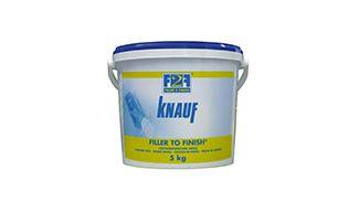 F2F- Filler to Finish της Knauf