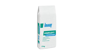 Uniflott- Άνθυγρο της Knauf