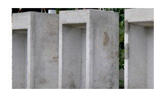 Κολώνες προκατασκευασμένοι μετρητών ΔΕΗ
