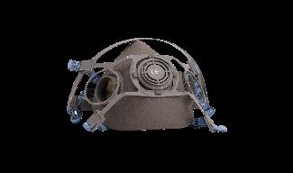 Μάσκα ημίσεος προσώπου με δύο φίλτρα- Portwest