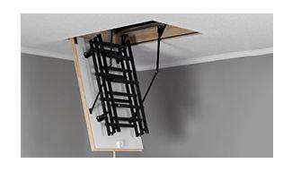 Metal Loft Ladder OMAN