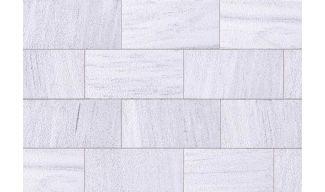 Δάπεδα Ορθογώνια- Μάρμαρο Σαγρέ Λευκό Καβάλας 20x30- Ακρόλιθος