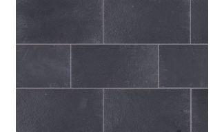 Δάπεδα Ορθογώνια- Φυσικό Ασβεστολιθικό Μαύρο 30x60- Ακρόλιθος