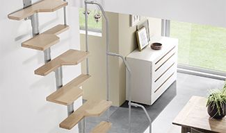 Space Saving Staircase - Twister