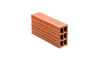 Classic Bricks with 6x Holes- KEBE