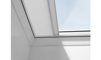 Pleated Blinds for Flat Roof Windows VELUX- Single