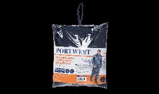 Αδιάβροχο σακάκι και παντελόνι Μπλε σκούρο- Portwest