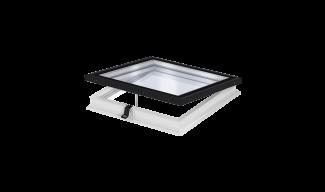 Παράθυρα Επίπεδης Οροφής VELUX με Επίπεδο Εξωτερικό Υαλοπίνακα- Ανοιγόμενα