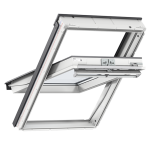 Centre Pivot Roof Window- VELUX Comfort- Polyurethane Finish