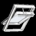Centre Pivot Roof Window- VELUX Premium Auto- Polyurethane Finish