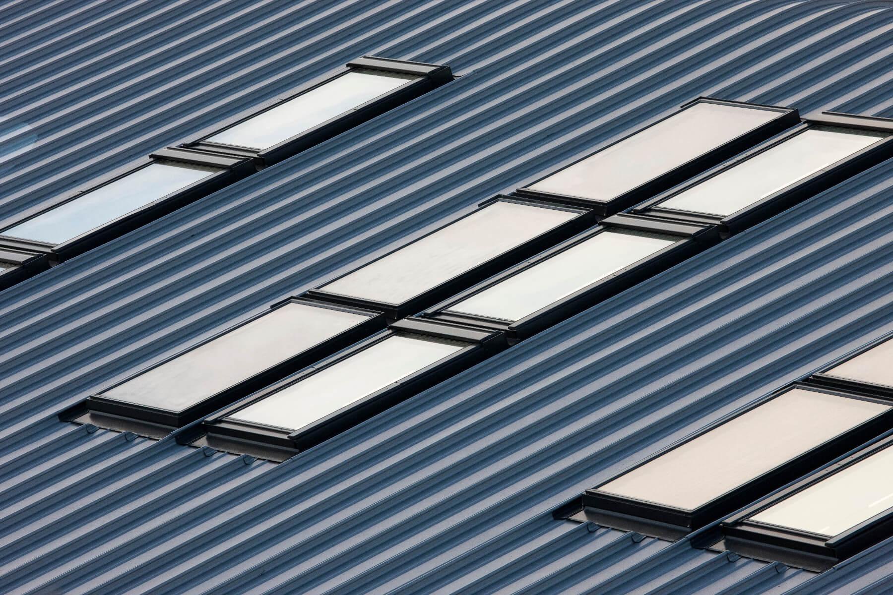 Συνδυασμός Παραθύρων Στέγης